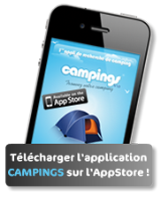 CAMPINGS application IOS